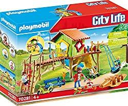 City Life Abenteuerspielplatz