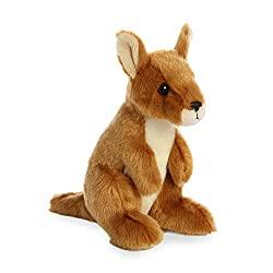 Flauschiges Känguru