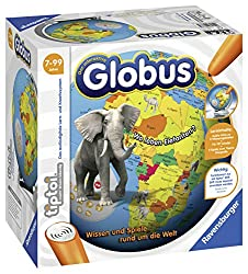 Interaktiver Globus