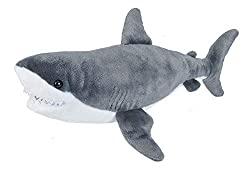 Weißer Hai zum Kuscheln