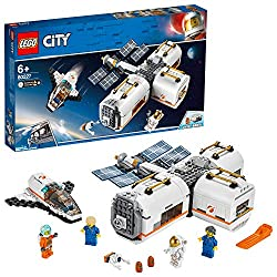 Lego Mondstation