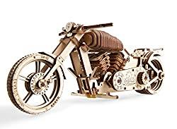 Motorrad Modellbausatz