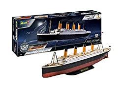 Titanic Schiffsbausatz
