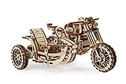 Motorrad Holzbausatz