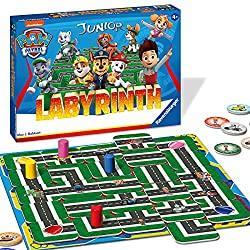 Paw Patrol Labyrinth